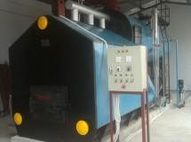 Lò hơi đốt nhiên liệu rắn